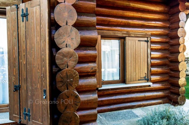 Casa di legno - Viverone Biella